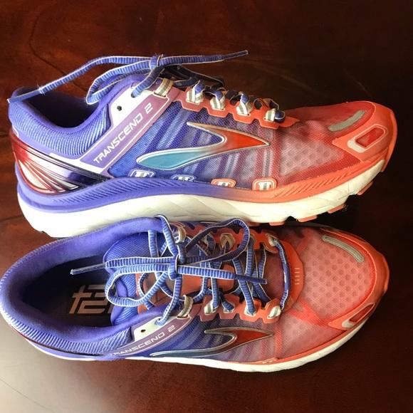 657130459d3 Brooks Shoes - Brooks Transcend 2 Running Shoes